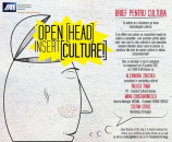 Open [Head], Insert [Culture]