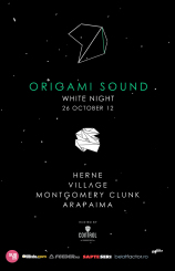 Origami Sound White Night #4
