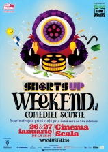 Weekend cu comedie - ShortsUp