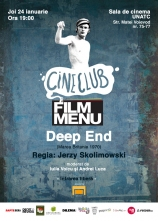"""Deep End"" - Filmul de joi - de la FILM MENU"