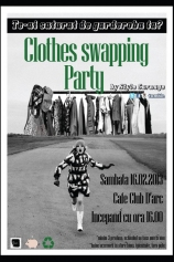 Schimb de haine. Clothing Swap Party, by Style Carnage