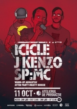 J:Kenzo | ICICLE | Sp:MC | Mighty Boogie | Agmantav