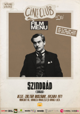 "Cineclub FILM MENU: ""Szindbád"""