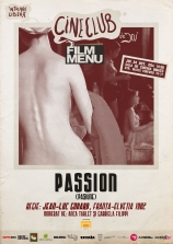 "Cineclub FILM MENU: ""Passion"", de Jean-Luc Godard"
