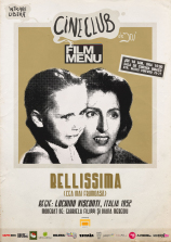 "Cineclub Film Menu: ""Bellissima"" (Luchino Visconti, 1952)"