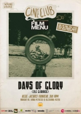 "Cineclub FILM MENU: ""Zile Glorioase"" (1944)"