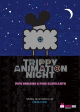 CONCURS: 2 bilete la Trippy Animation Night