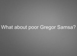 Call for projects: What about poor Gregor Samsa?