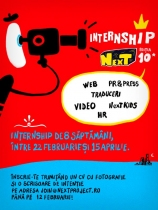 Internship @ NexT Film Festival 2016