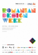 Full-time la Romanian Design Week