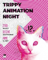CONCURS: Dăm 2 invitaţii duble la Trippy Animation Night