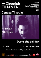 Cineclub FILM MENU: Ashes of Time (Wong Kar-Wai, 1994)