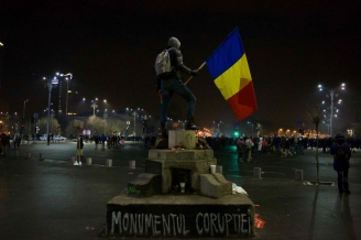 Paul protestează